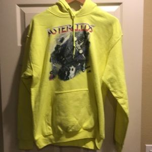 Other - Bright Yellow, Atari Sweatshirt